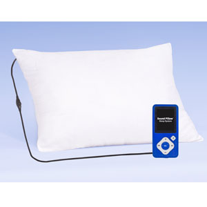 Sound Pillow Sleep System Precision Hearing