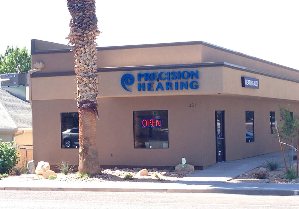 Precision Hearing St George Office